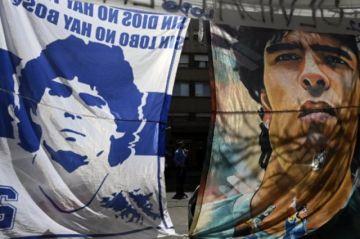 """Maradona con """"asombrosa"""" recuperación y Messi le manda """"toda la fuerza del mundo"""""""
