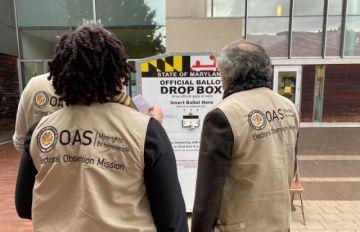 """EEUU: Misión de OEA dice que """"no observa directamente ninguna irregularidad grave"""" en elecciones"""