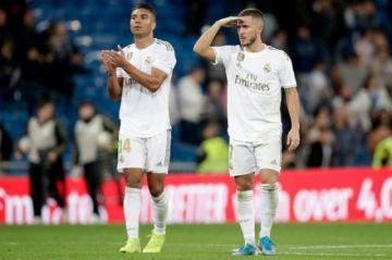 El covid-19 golpea al Real Madrid: Casemiro y Hazard dan positivo