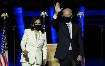 En vivo: Biden y Harris hablan tras ser declarados ganadores de las elecciones en EEUU