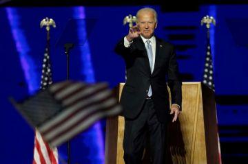 """Biden agradece por """"victoria convincente"""" y promete ser """"un presidente que une"""""""
