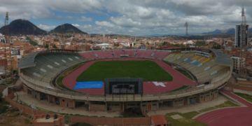 Autorizan el ingreso del público al estadio Patria para la Copa Simón Bolívar