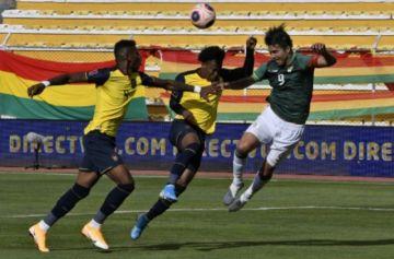 """Ecuador planteó """"un buen partido"""", admite Martins"""