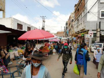 Este viernes, hasta mediodía, se cierra el Mercado Campesino por limpieza