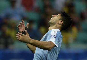 Luis Suárez dio positivo a covid-19
