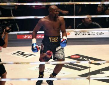 Mayweather regresará al boxeo en 2021 para un combate en Japón