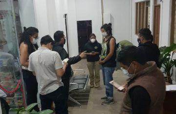 Aprehenden a hombre acusado de tentativa de feminicidio en Sucre
