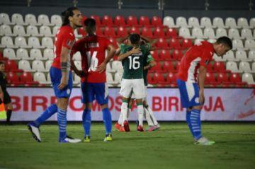 Bolivia cambia de actitud y logra un empate en Asunción