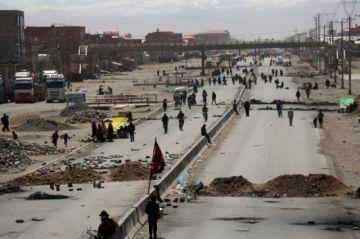 Oruro: La Fiscalía rechaza la denuncia contra Evo por los bloqueos de agosto