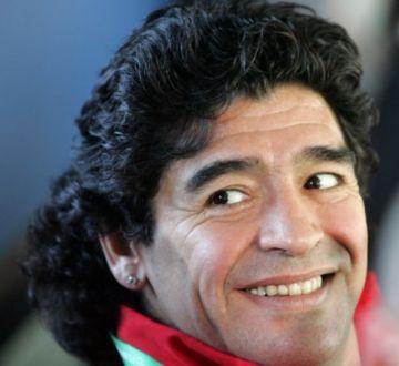 La canción que inmortaliza a Maradona
