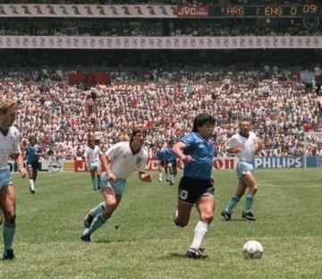 Los que ya no están de la selección argentina campeona en México-1986