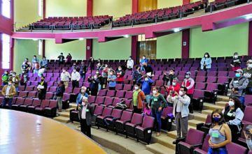 ¿Cuál fue el debate en el congreso cívico del Consejo Consultivo?