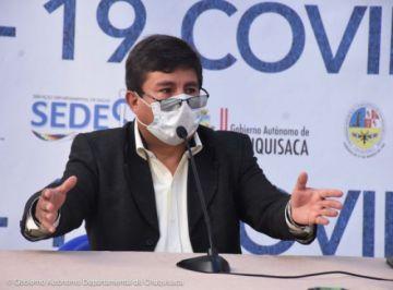 Sarampión en Santa Cruz: Chuquisaca reforzará control y vacunación