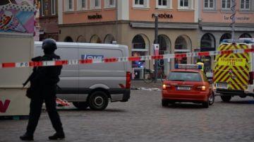 Dos personas mueren arrolladas por un coche en una zona peatonal de Alemania