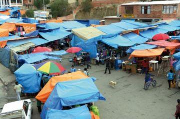 La Alcaldía aprueba la organización de la feria navideña en Sucre
