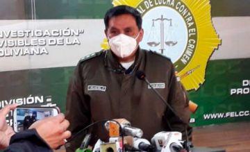 Exjefe de la Felcc es declarado rebelde y estaría buscando refugio en Chile