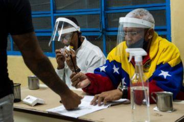 Las elecciones legislativas en Venezuela generan rechazo internacional