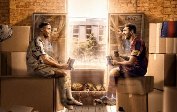 Messi y Ronaldo, los viejos enemigos se reencuentran en la Champions