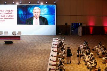 """Jefe de la ONU pide un """"estado de emergencia climática"""" en apertura de cumbre virtual"""