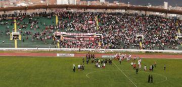 Independiente vence sobre la hora a Huanuni y pasa a las semifinales de la Copa Simón Bolívar