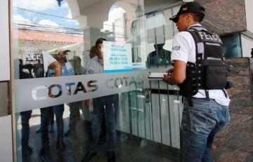 Gobierno investiga supuesta extorsión de $us 40 mil a expresidente de Cotas en Santa Cruz
