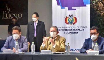 """Gobierno presenta su """"Plan estratégico"""" contra el covid-19"""