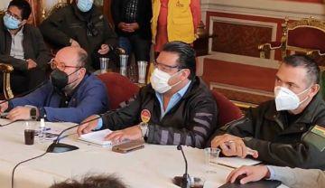 ¿Por qué habrá bloqueo epidemiológico en Miraflores de La Paz?