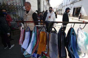 Sucre: Concejo prevé sanciones económicas y de trabajo comunitario en ley de uso de barbijo