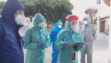 Confirman rebrote de covid-19 en Muyupampa y lanzan proyección para Sucre