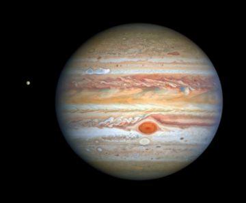 Conjunción de Júpiter y Saturno será visible hoy desde Bolivia
