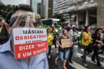 Sao Paulo endurece restricciones para Navidad y Año Nuevo por repunte de la pandemia