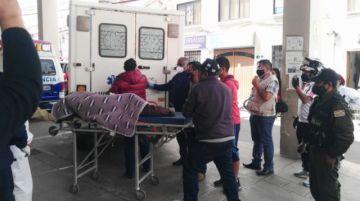 El accidente que se registró en la ruta entre Ravelo y Ocurí dejó al menos 8 muertos