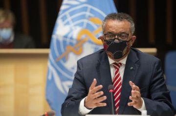 """La OMS advierte que el covid-19 no será """"la última pandemia"""""""