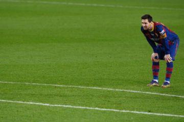 """""""No tengo nada claro"""", dice Messi sobre su futuro en el Barcelona"""