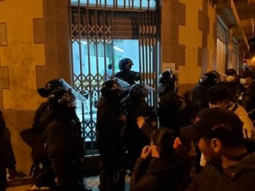 Militantes del MAS llegan a forcejeos en Sucre por listas de candidatos