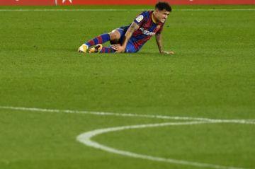 El Barcelona despide su mal año con empate sin Messi ante el Eibar