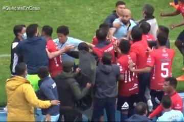 Bolívar pierde el liderato y deja casi servido el título a Always Ready y The Strongest