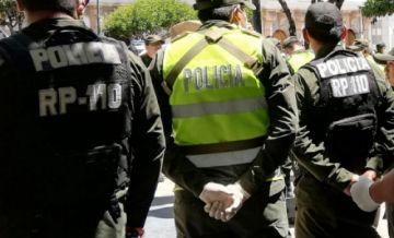 Chuquisaca: Cinco positivos por covid-19 en la Policía