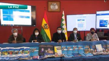 Ratifican tres modalidades de clases; en Santa Cruz y La Paz será a distancia si hay más contagios