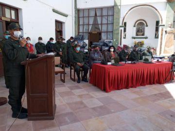 Chuquisaca: Policía redobla controles por fin de año