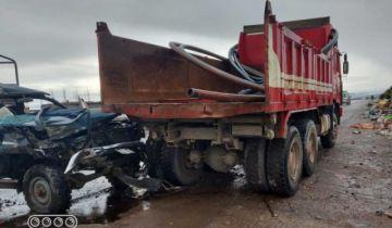Dos muertos en sendos accidentes de tránsito en la Doble Vía La Paz-Oruro