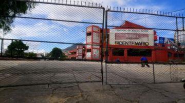 Baja el flujo de pasajeros en el Aeropuerto Alcantarí y la Terminal de Buses
