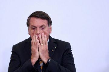 """""""Brasil está en bancarrota, no consigo hacer nada"""", dice Bolsonaro"""