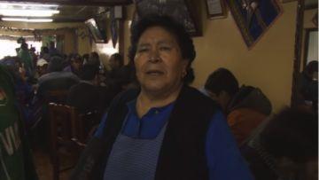 Potosí: Muere Eugenia Rodríguez, la mujer que popularizó la kalapurka