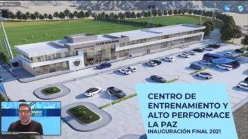 Bolívar se une al City Football Group y anuncia nueva infraestructura