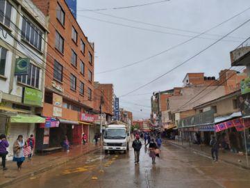 Identifican ocho casos positivos de covid-19 en rastrillaje en el mercado Campesino