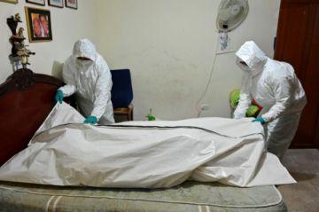 La cifra de muertes por covid-19 en el mundo supera los dos millones
