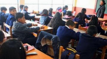 Colegios con menos de 20 alumnos por curso pueden optar por clases presenciales