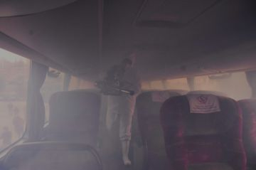 Oruro: Mujer embarazada fallece con síntomas de coronavirus dentro de un bus