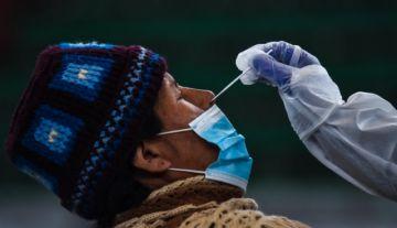 """Presidencia: Bolivia destapa """"prevalencia oculta"""" de coronavirus con pruebas masivas"""